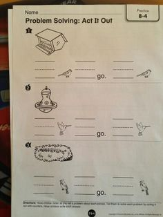 Kindergarten homework from Pearson Education ~ What is this nonsense??