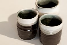 Handle-less mugs