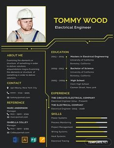 FREE Electrical Engineer Fresher Resume Template - Word (DOC) | PSD | InDesign | Apple (MAC) Apple (MAC) Pages | Publisher | Illustrator | Template.net Mechatronics Engineering, Electronic Engineering, Electrical Engineering, Chemical Engineering, Petroleum Engineering, Environmental Engineering, Computer Engineering, Mechanical Engineering, Computer Science