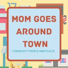 Boom Cards - Mom Goes Around Town: Community Community Places, Free Mom, Go Around, Community Helpers, Clinic, Activities, This Or That Questions, Learning, Cards