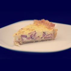 dwells with beauty: Rachel Khoo's Quiche Lorraine