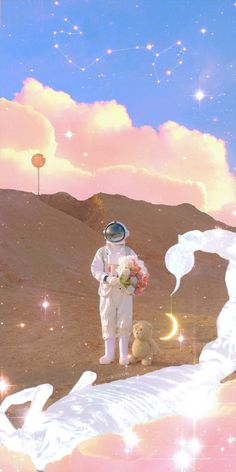 Soft Wallpaper, Anime Scenery Wallpaper, Perfect Wallpaper, Kawaii Wallpaper, Photo Wallpaper, Aesthetic Backgrounds, Aesthetic Iphone Wallpaper, Astronaut Wallpaper, Photo Comic