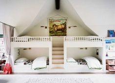 Ranzalı Çocuk Odaları Dekorasyonu