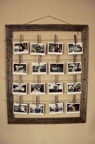 photo hanger for mom
