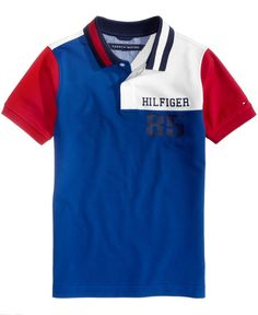 2fbdcfc9d83ed Tommy Hilfiger Polo Shirts Men Short