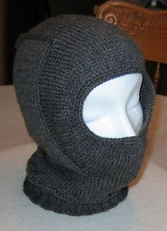 5161dec7 Antifreeze Balaclava. This could be handy to have in the closet for  blizzards. Cagoule