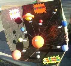 planets of science fair project - photo #10