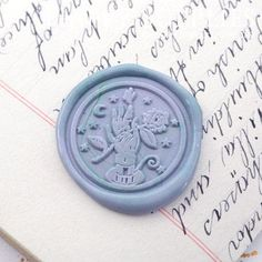 Custom Wax Stamp, Wax Seal Stamp, Wedding Stationery, Wedding Invitations, Hand Flowers, Wax Seals, Gift Packaging, Stars And Moon, Metal Stamping