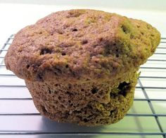 Flax Muffin in a minute -  Make one muffin at a time in a coffee cup in the microwave- wow. I just made this and it worked and it was decent. I'll add berries next time. Thanks Michelle!