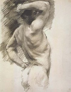 Clases de Dibujo y Pintura online: John Singer Sargent y el carboncillo