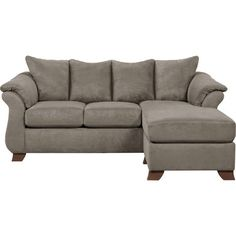 Chelsea Home Furniture Payton Reversible Sectional Upholstery: