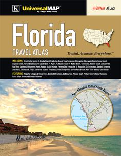 Features:  -Spiral-bound.  -Softcover.  Product Type: -State Maps.  Roads and…