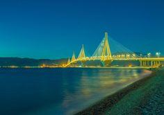 TRAVEL'IN GREECE | Rio-Antirio bridge, #travelingreece