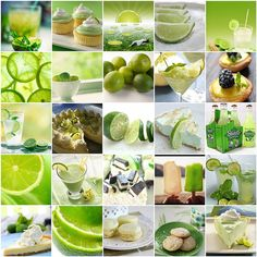 Lime treats for summer by LHDumes, via Flickr