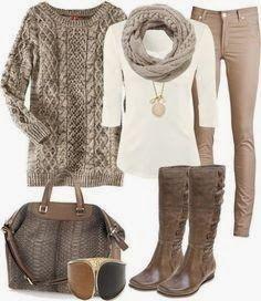 MonStylish - Fashion & Style Blog: Autumn Outfit