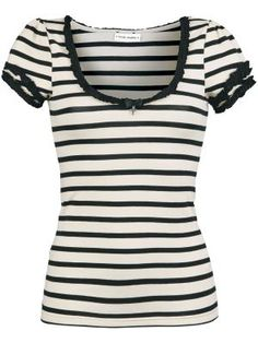 Classic Stripey Shirt by Vive Maria