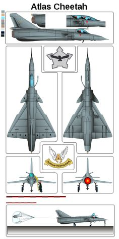 A drawing of the Atlas Cheetah Military Weapons, Military Aircraft, Fighter Aircraft, Fighter Jets, Airplane Sketch, Airplane Design, Mirage F1, South African Air Force, Army Day