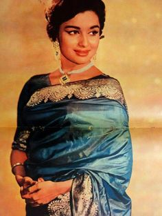 Asha parekh Vintage Bollywood, Indian Bollywood, Bollywood Stars, Indian Film Actress, Old Actress, Indian Actresses, Old Film Stars, Asha Parekh, Vintage India
