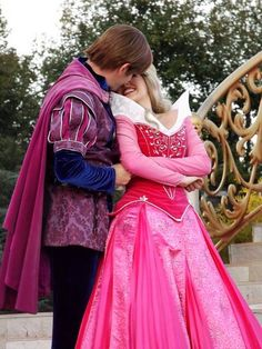 Aurora & Phillip (Disney World) #SleepingBeauty