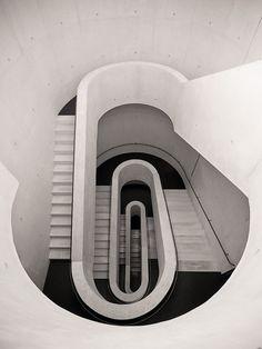 staircase via Highsnobiety