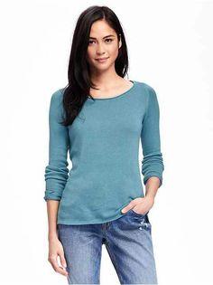 Hi-Lo Dolman-Sleeve Pullover for Women CA$34.94 CA$31.00