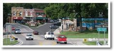 Downtown Loudon....A Retire TN Community