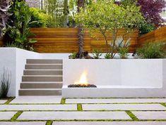 Aménagement jardin en pente terrassement - mission possible !