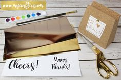 My Crafties Place Cards, Thankful, Place Card Holders, Blog, Blogging