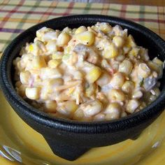 Corn Dip-cold Mexican