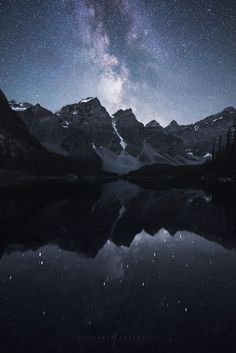 Moraine Starglow by Michael Shainblum on 500px