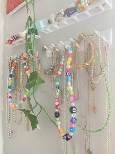 Funky Jewelry, Trendy Jewelry, Summer Jewelry, Cute Jewelry, Jewelry Accessories, Bead Jewellery, Beaded Jewelry, Mode Hippie, Accesorios Casual