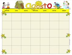 Calendar for every month.  Download everything on our site!! The Learning Patio is subscription website for printable dual language materials. International Subscriptions are welcomed and processed through Pay Pal