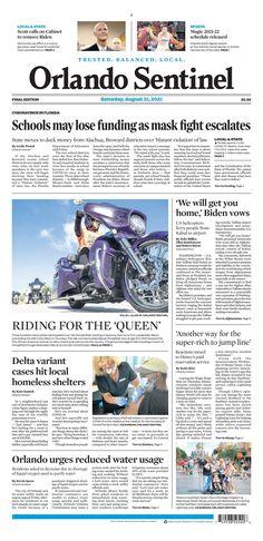 Orlando Sentinel New York Post
