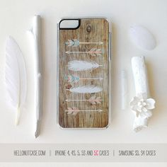 iPhone 5C Case Tribal, iPhone 5s Case Feathers, iPhone 4 Case, iPhone 4s Case, Tribal Arrows iPhone 5 Case, Wood TOUGH iPhone 5 Cover I127 auf Etsy, $14.19