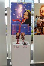 Blythecon Brasil São Paulo Exposição Thais Gusmão Mulher Maravilha • Wonder Woman
