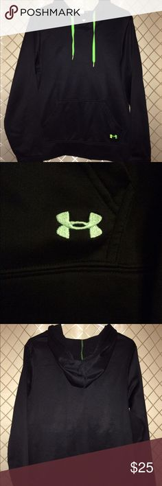 Under Armour Sweatshirt Under Armour Sweatshirt. Great shape. Woman's size large. Under Armour Tops Sweatshirts & Hoodies