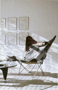 Skórzany fotel KS Chair | Designzoo