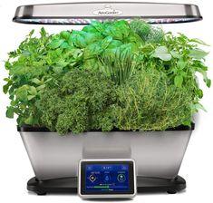 Aerogarden Bounty Elite With Gourmet Herbs Seed Pod Kit In 400 x 300
