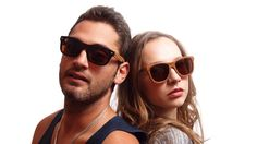 Charming Clandestino eyewear models :)