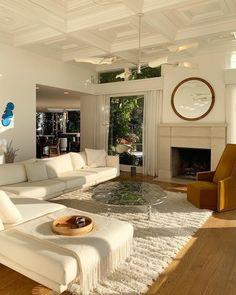 Home Design, Home Interior Design, Interior Architecture, Interior Colors, Living Room Decor, Living Spaces, Aesthetic Room Decor, Dream Apartment, Dream Rooms