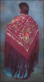 Manton lila