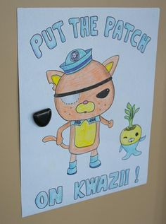 Octonauts Party with Lots of Fun Ideas via Kara's Party Ideas | KarasPartyIdeas.com #Octonauts #PartyIdeas #Supplies (2)