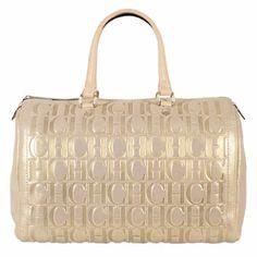 Carolina Herrera CH - Love this one, too! Carolina Herrera Handbags, Ch Carolina Herrera, Carolina Herera, New Handbags, Fashion Handbags, Fashion Bags, My Bags, Purses And Bags, Champagne