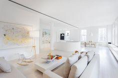 Apartamento en Flatiron - salon comedor