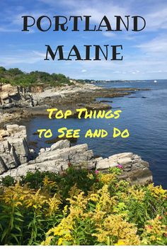 Portland, Maine is the state's biggest city and full of fun things to do. There is of course all the outdoor activity, but the city is also a mecca for culture lovers. There are museums, restaurants, galleries, live music and more. Here is a list of where to go and what to do when traveling in Portland. Families and kids as much as hipsters love Portland. #Portland #Maine #vacation