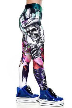 Rock Code - Calça Music Skull - Ref.: CLE_0015_060