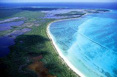 La Isla de Holbox en Riviera Maya, México es uno de los atractivos más cotizados por los turistas nacionales e internacionales