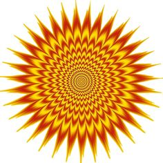 SUN STAR OPTICAL ILLUSION