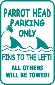 Custom Buffett Parrothead Bar Beer Beach Pool Key West Tropical Gift Sign 15 | eBay