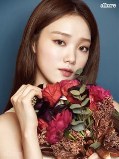 Lee Sung Kyung in Allure Korea February 2017 Korean Actresses, Korean Actors, Korean Beauty, Asian Beauty, Kdrama, Sung Hyun, Weightlifting Fairy Kim Bok Joo, Joo Hyuk, Korean Celebrities